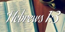Hebrews 1:3