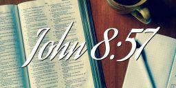 John 8:57